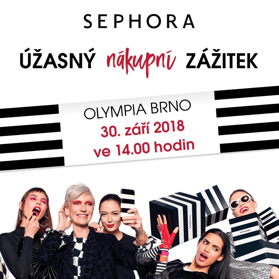 Sephora Brno